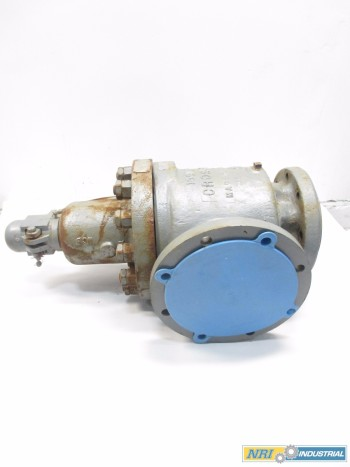 CROSBY J025STM 50PSI 6 IN STEEL RELIEF VALVE