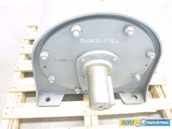 FALK 6C2-04A3 ENCLOSED DRIVE 6.117:1 GEAR REDUCER