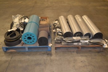 2 PALLET OF ASSORTED POWER TRANSMISSION