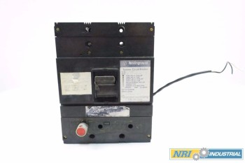 WESTINGHOUSE SPCB-600 MOLDED CASE CIRCUIT BREAKER