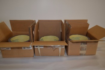 LOT OF NORTON GRINDING WHEEL