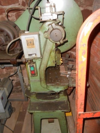 Waterbury Farrel 5 Ton Press