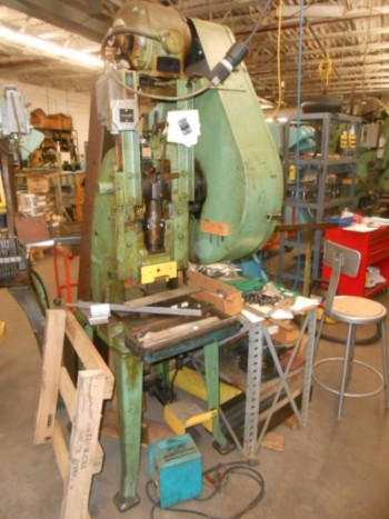 Waterbury Farrel 10 Ton Press, Model No. 30, Allen Bradley Control