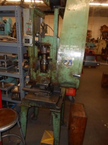 Waterbury Farrel 10 Ton Press, Allen Bradley Control, Model No. 30