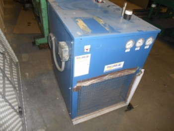 Great Lakes Refrigerated Air Dryer Model GRF-250A-436, 460v,  250CFM
