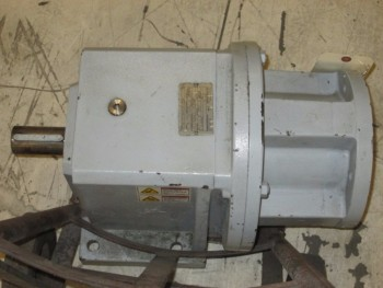 Stober Drives Inc 46.3 Input Hp 3199 Output Torque Gear Drive