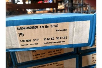 AVESTA P-5 309 MOL-17, 3/16 DIA X 30 # boxes, 420 #S AVAILABLE