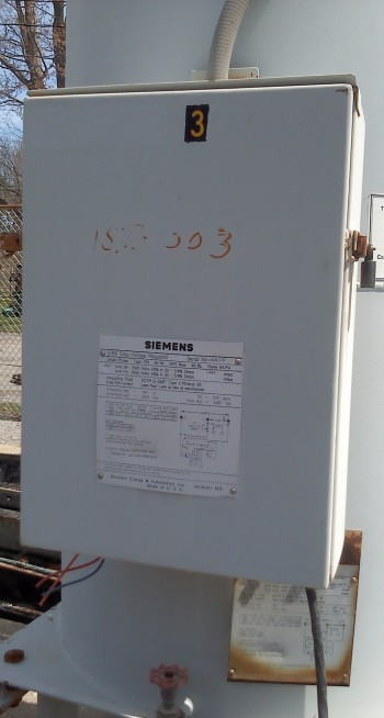 Siemens Step-Voltage Regulators Type JFR