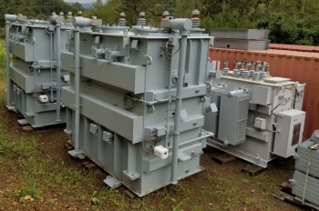 General Electric PROLEC Substation Transformers 7500 / 9375 KVA