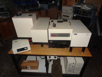 AVIV ATF-105 Automated Titrating Differential/Ratio Spectrofluorometer