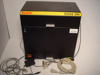Kodak EDAS 290 Electrophoresis Analysis System With DC-290 Digital Camera