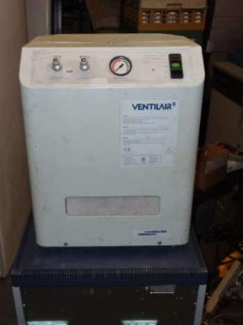 Hamilton Medical VENTILAIR II compressor