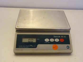 Taylor TE32 Digital Scale