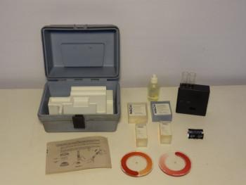 Phenols PL-1 Hach Test Kit Range 0-1, 0-5 Mg/L Cat No. 24836-00
