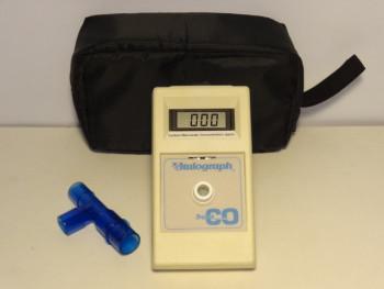 Vitalograph BreathCO 29700 Smoking Cessation Carbon Monoxide Monitor
