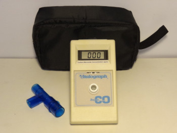 Vitalograph BreathCO 29700 Smoking Cessation Carbon Monoxide Monitor