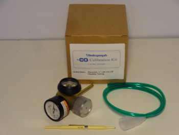NEW - Vitalograph BreathCO 29504 Carbon Monoxide Calibration Kit