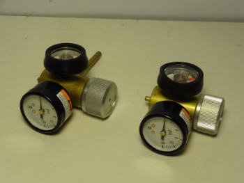 Lot Of (2) Vitalograph BreathCO 29504 Carbon Monoxide Calibration Kit