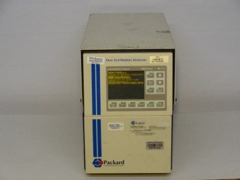 Packard 500TR Series Flow Scintilation Analyzer Model No. D525F00