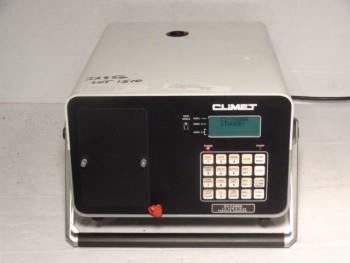 Climet CI-7400A Particle Counter 1.0 CFM  0.16 uM  120 Volts 3 Amps