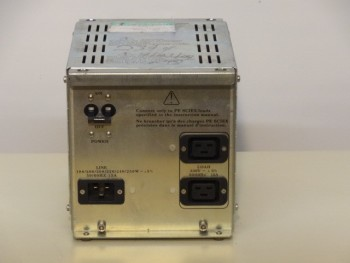 PE Sciex 014179 Line Adjustment Option Power Supply