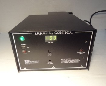 GS Laboratory 6214-5 LN2 Backup System Liquid N2 Control F/ Thermo -80C Freezer