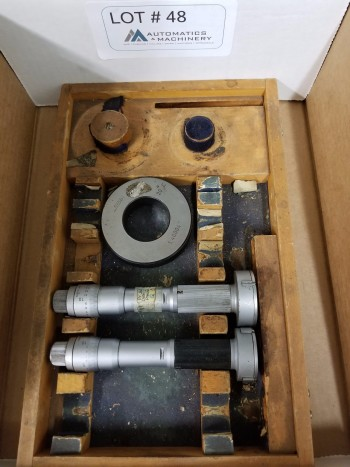 ID Micrometer and Ring gauge