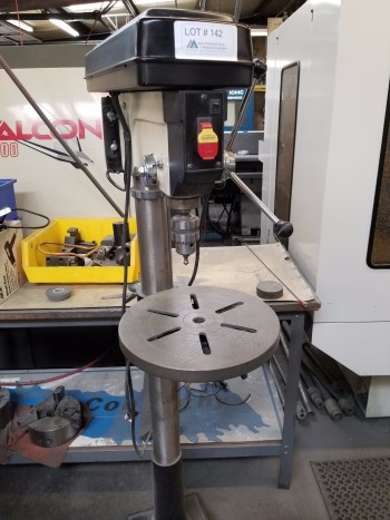 Metal Max Drill press