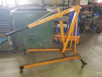 Jet 200C  2 Ton Hydraulic Crane