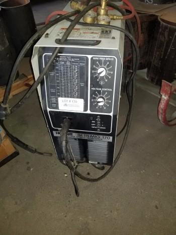 Hobart Beta-Mig 170 Wirefeed Mig Welder