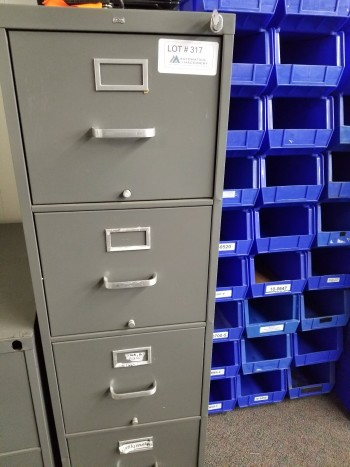 File Cabinets 4 Total
