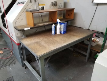 Work Bench, No contents