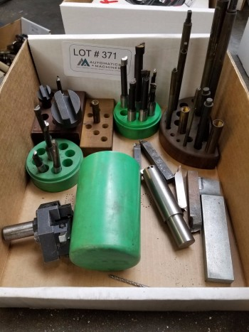 Misc Cutting Tools, Carbide