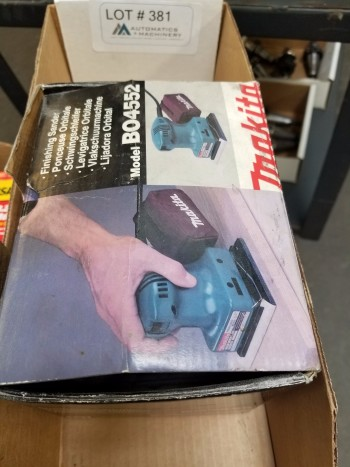 Makita Palm Sander