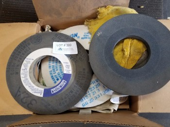 Box of Grinding wheels