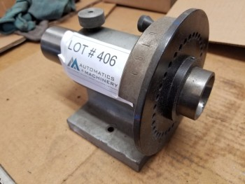Potisioning Tailstock