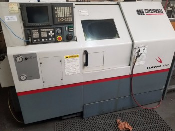 1998 Cincinnati Millacron Hawk 150 CNC Turning Center