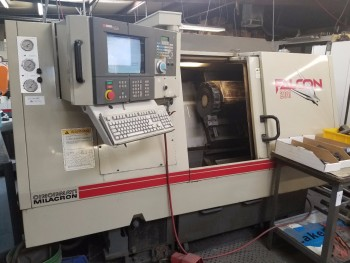 1998 Cincinnati Milacron Falcon 200 CNC Turning Center