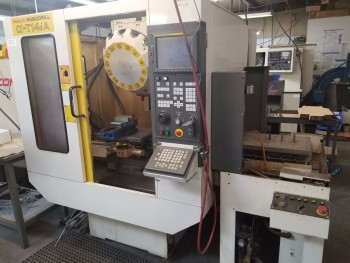 1998 Fanuc RoboDrill A-T14iA CNC Drill Tap Machine