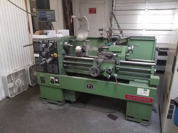 Clausing Nardini-MS-1440E Manual Lathe