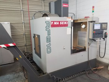 2009 Yama Seiki AF 610 CNC Vertical Machining Center
