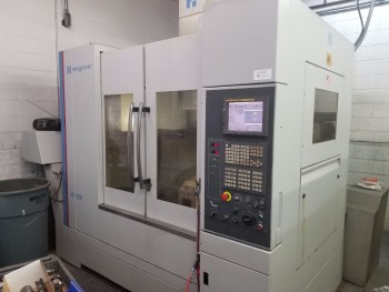 Bridgeport XR 1000 4th Axis CNC Vertical Machining Center