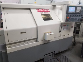 2012 Yama Seiki GA-2600 Live Tool CNC Turning Center