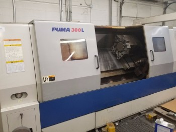 2000 Daewoo Puma 300 LC CNC Turning Center