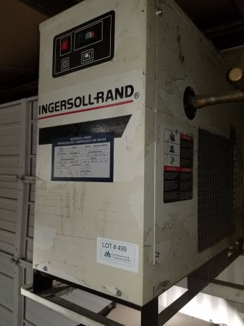 Ingersoll-Rand HTD35 Air Dryer