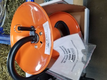 50 ft Air Hose Reel New