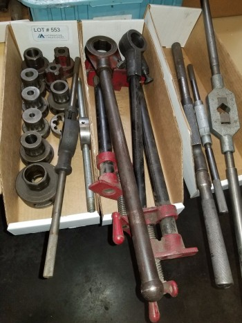 Misc Pipe Threaders & Clamps