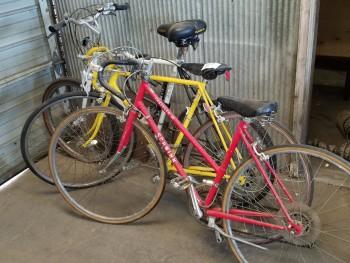 Bikes Qty 3