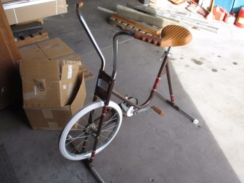 Vintage Exercise Bike