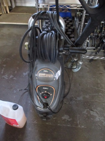 Task Force 2000 PSi Pressure Washer